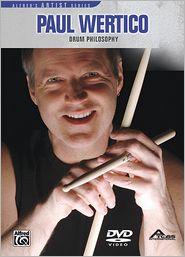 Paul Wertico - Drum Philosophy: DVD