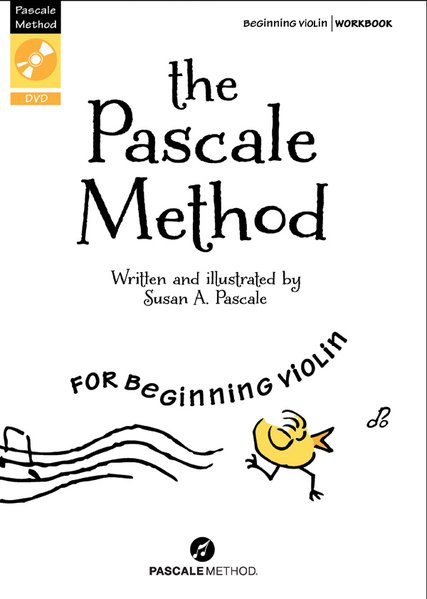 The Pascale Method for Beginning Violin (Workbook) als Buch von Susan Pascale - Alfred Music Publishing G