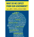 What Do We Expect from Our Government? - Beryl A. Radin