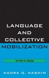 Language and Collective Mobilization - Hashim, Nadra O.