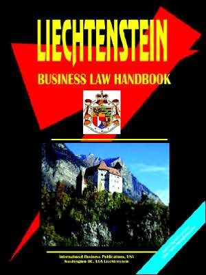 Liechtenstein Business Law Handbook - Usa Ibp