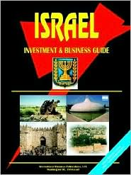 Israel Investment & Business Guide - Usa Ibp