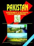 Pakistan Government & Business Contacts Handbook
