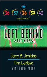 Left Behind: The Kids Boxed Set #7 (Books 36-40) - Jerry B. Jenkins