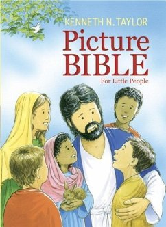 The Picture Bible for Little People (W/O Handle) - Taylor, Kenneth N.