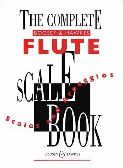 The Complete Boosey & Hawkes Scale Book: Scales and Arpeggios - Herausgeber: Boosey & Hawkes