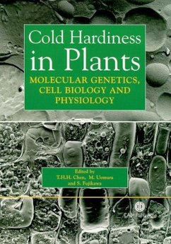 Cold Hardiness in Plants: Molecular Genetics, Cell Biology and Physiology - Chen, Tony H. H. Uemura, Matsuo Fujikawa, Seizo