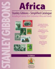 Stanley Gibbons Simplified Catalogue Africa: Includes All Stamps from Continental Africa and Islands