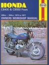 Honda 400 and 550 Fours Owner's Workshop Manual - John Witcomb