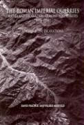 The Roman Imperial Quarries Volume 2: Survey and Excavation at Mons Porphyrites 1994-1998; The Excavations