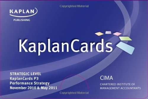 Paper P3 - Performance Strategy - Kaplancards