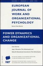 Power Dynamics and Organizational Change - Bennebroek Gravenhorst