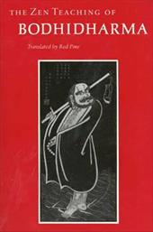 The Zen Teaching of Bodhidharma - Pine, Red / Bodhidharma