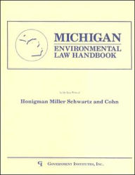 Michigan Environmental Law Handbook - Honigman, Miller, Schwartz, & Cohn, Staff