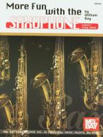 More Fun with the Saxophone, Level 1: Easy Solos