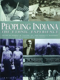 Peopling Indiana - Robert M. Taylor