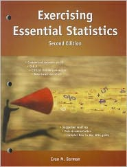 Exercising Essential Statistics, 2nd Edition - Evan M Berman