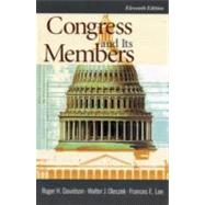 Congress And Its Members - Davidson, Roger H.