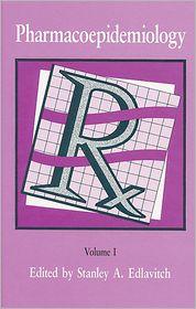 Pharmacoepidemiology - Stanley Edlavitch