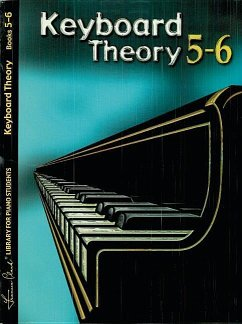 Keyboard Theory, Bk 5 & 6 - Herausgeber: Alfred Publishing