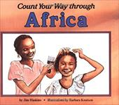 Count Your Way Through Africa - Haskins, James / Knutson, Barbara
