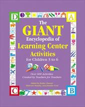 The Giant Encyclopedia of Learning Center Activities: For Children 3 to 6 - Charner, Kathy / Ford, Jennifer / Murphy, Maureen