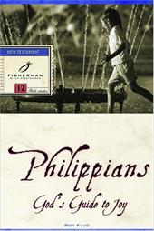 Philippians: God's Guide to Joy - Klug, Ron / Klug, Ronald