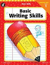 Basic Writing Skills, Grade 1 - Fitzgerald, Holly / Instructional Fair