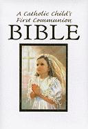 Catholic Child's First Communion Gift Bible