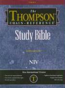 Thompson Chain-Reference Study Bible-NIV-Skateboard