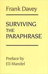 Surviving the Paraphrase - Davey, Frank