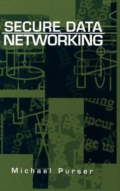 Secure Data Networking - Purser, Michael
