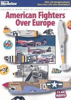 American Fighters Over Europe: Colors & Markings of USAAF Fighters in WWII - Illustrator: Matsuki, Yuji / Übersetzer: Criss, Roger / Mitwirkender: Nagao, Keishiro