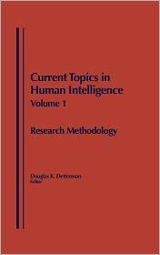 Research Methodology - Douglas K. Detterman
