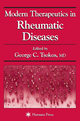 Modern Therapeutics in Rheumatic Diseases - George C. Tsokos; Gary M. Kammer; Larry W. Moreland