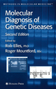 Molecular Diagnosis of Genetic Diseases - Rob Elles