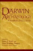 Darwin and Archaeology: A Handbook of Key Concepts