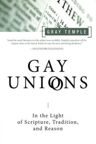 Gay Unions - Gray Temple