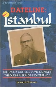 Dateline Istanbul - J. Friedenson
