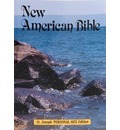 New American Bible/Personal Size/White Page Edging/510 04 - Confraternity of Christian Doctrine
