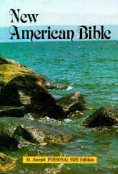 New American Bible : St Joseph Personal Size Editions - Catholic Book Publishing and Bible