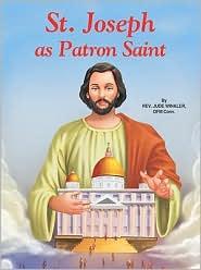 Saint Joseph as Patron Saint - Jude Winkler