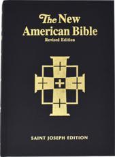 Saint Joseph Bible-NABRE-Large Print-Illustrated - Catholic Book Publishing Co (creator)