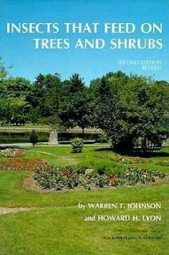 Insects That Feed on Trees and Shrubs: Exotic European Travel Writing, 400-1600 - Johnson, Warren T. Lyon, Howard H.