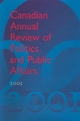 Canadian Annual Review of Politics and Public Affairs - David Mutimer