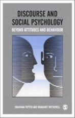 Discourse and Social Psychology - Jonathan Potter, Margaret Wetherell