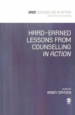 Hard-Earned Lessons from Counselling in Action - Dryden, Windy (ed.)