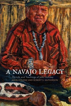 A Navajo Legacy - Holiday, John McPherson, Robert