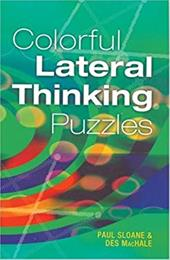 Colorful Lateral Thinking Puzzles - Sloane, Paul / MacHale, Des