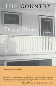 The Country - David Plante, Foreword by Mary Gordon
